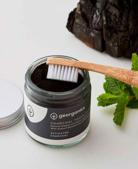 blanqueador dental natural Georganics